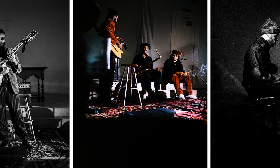 爵士乐手演绎,Nicholas Daley 2018 秋冬系列预览