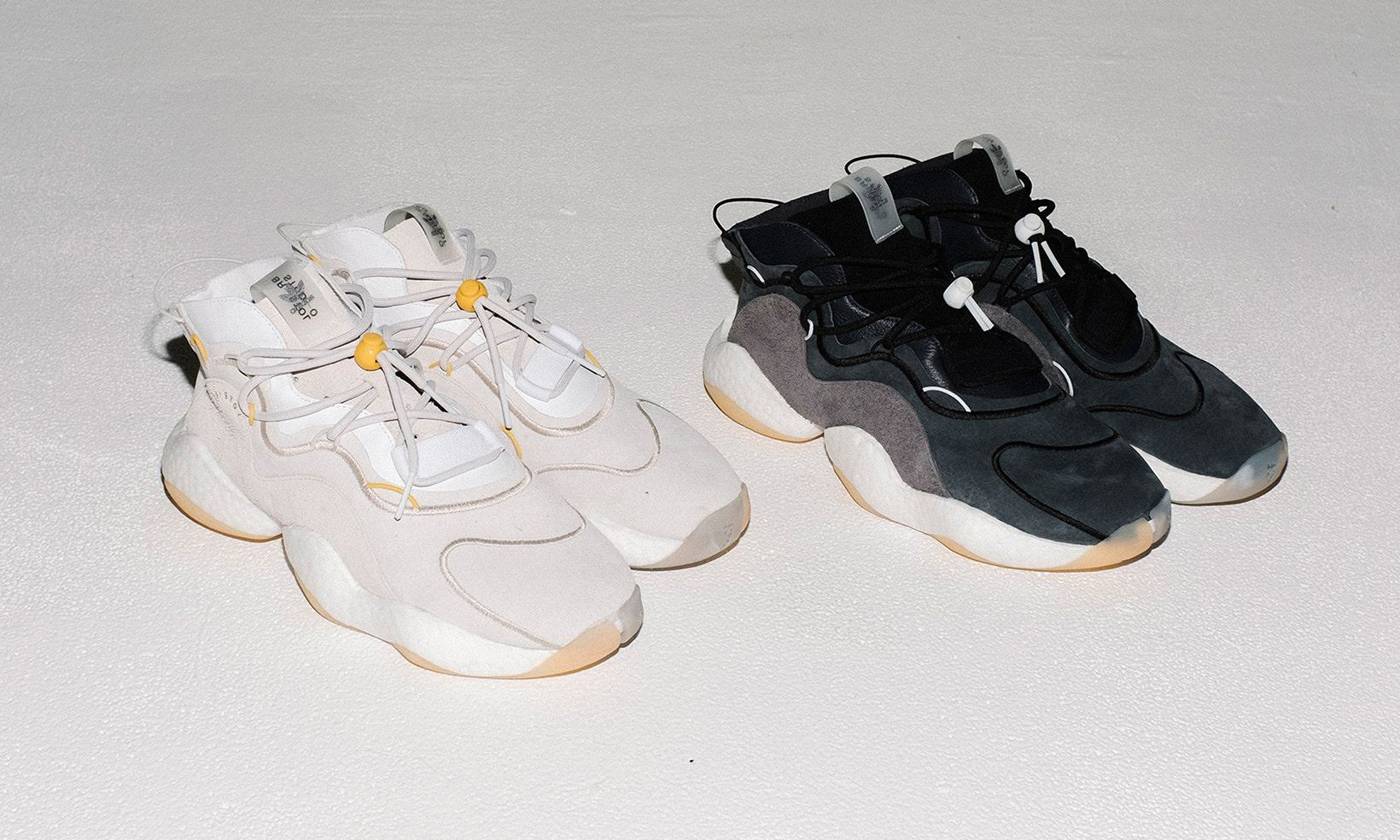 Bristol Studio x adidas Originals 联名 Crazy BYW 登场