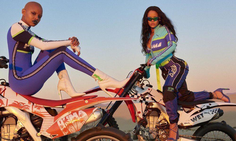 FENTY PUMA by Rihanna 正式推出 2018 春夏系列 Lookbook
