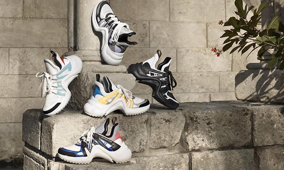 """Louis Vuitton 的 """"Dad Shoes"""" 就要发售了"""