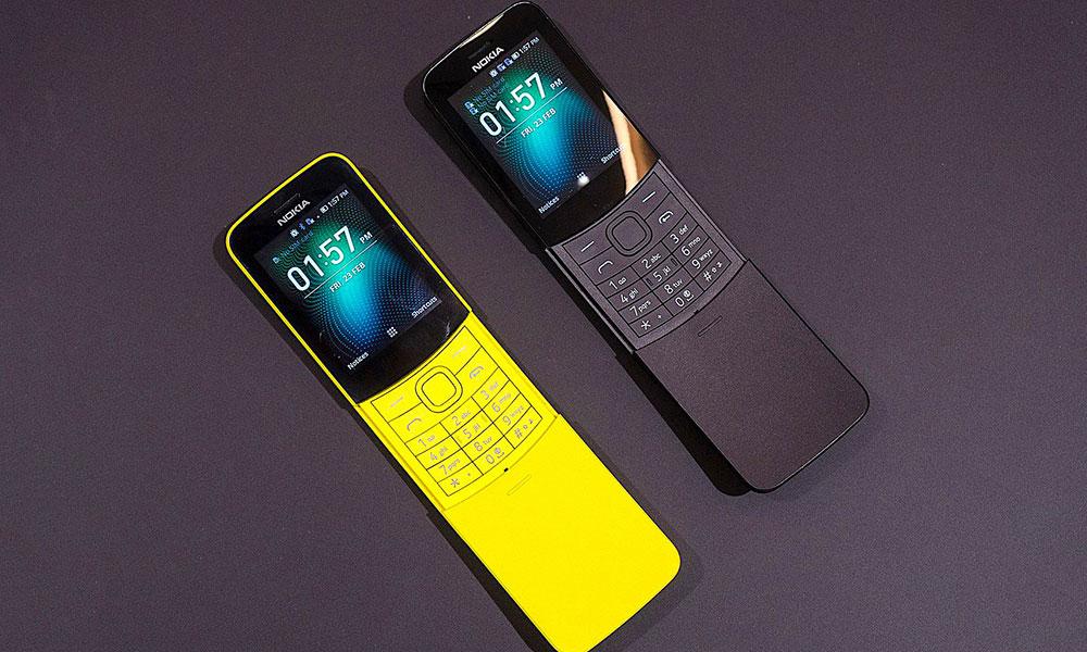 Nokia 重新复刻经典款下滑盖手机 8110