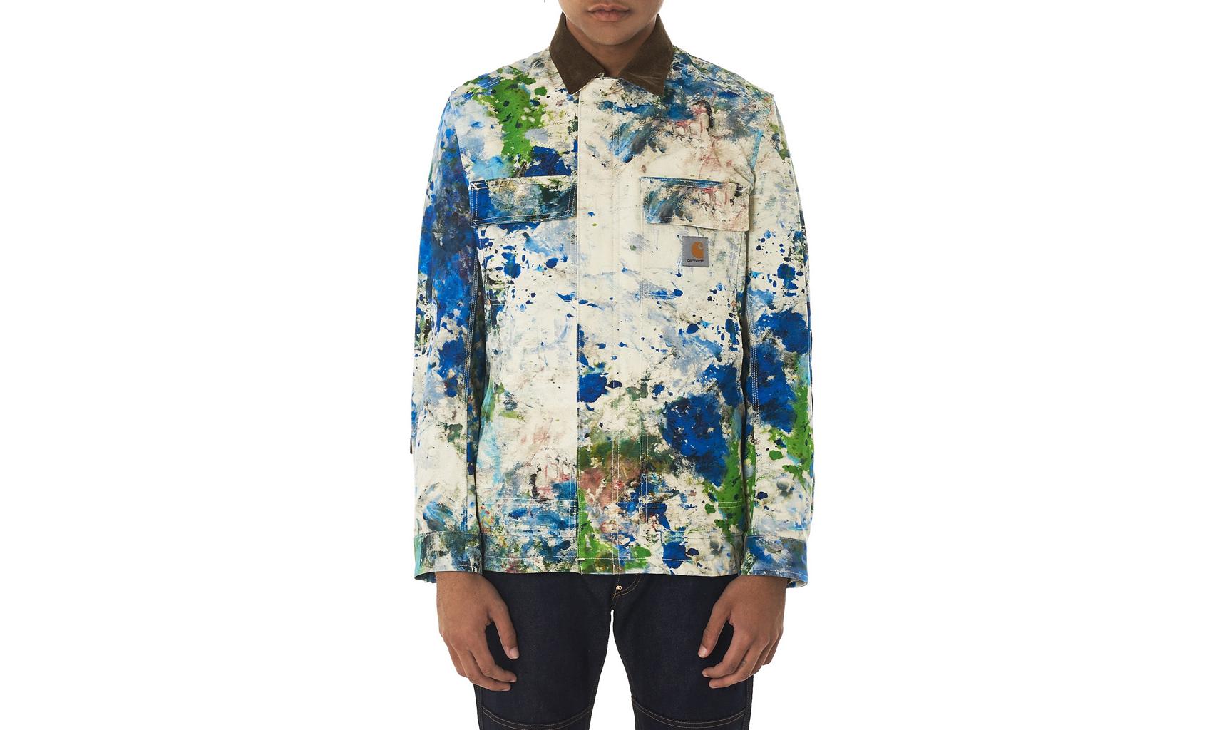 最狂野的 Junya Watanabe x Carhartt 联名工装夹克上架开售