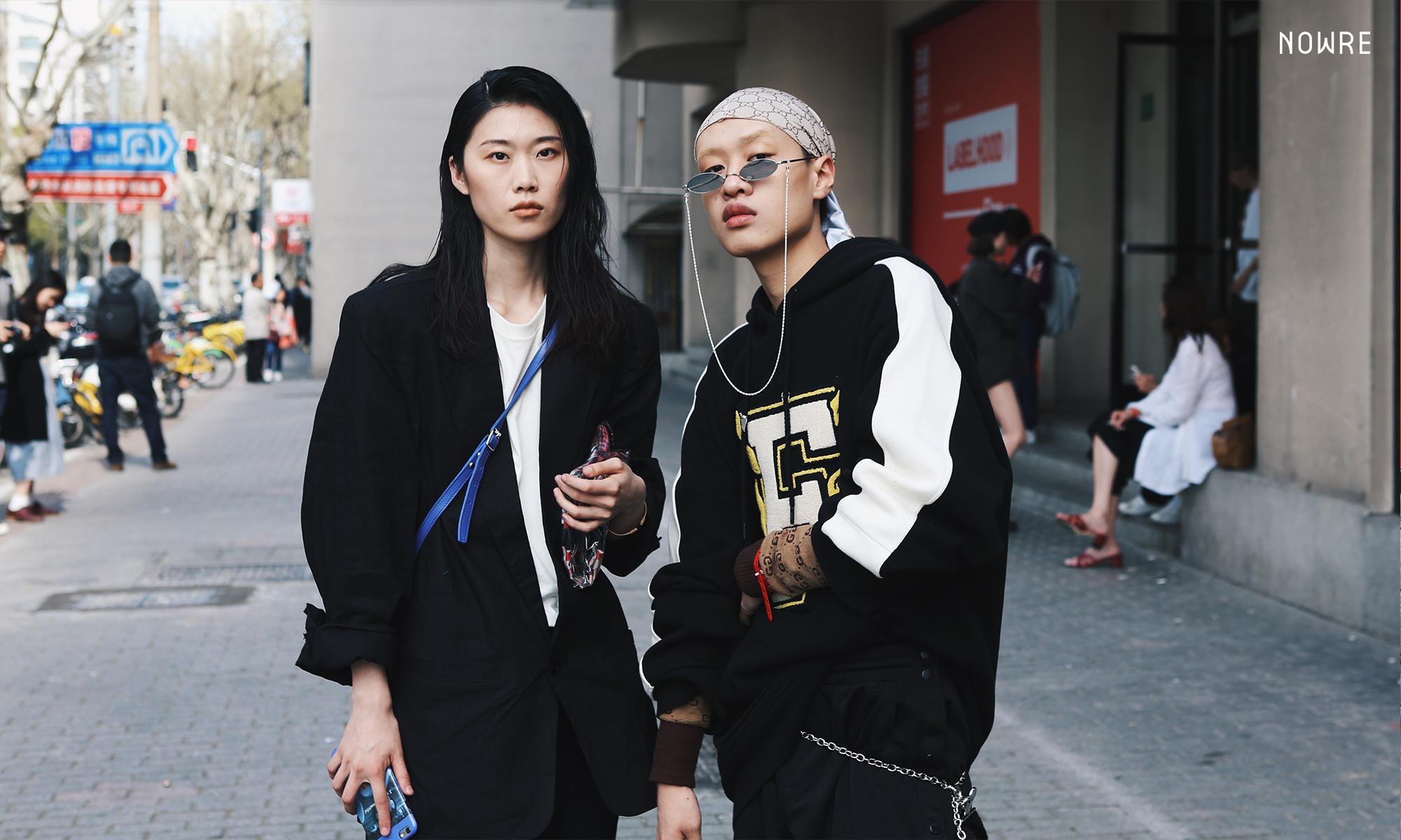 最会穿的都在这儿,上海时装周街拍 DAY 2
