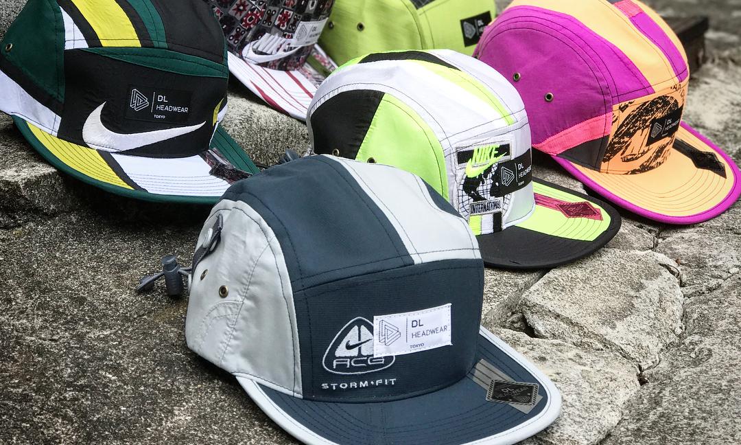 DL Headwear 为 atmos 打造更多帽款