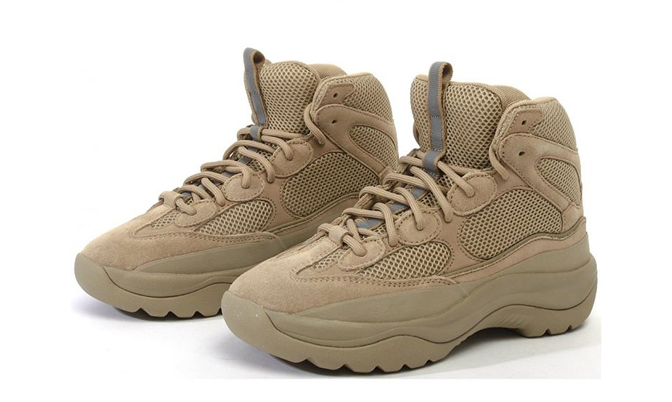YEEZY SEASON 6 Desert Rat Boot 清晰预览