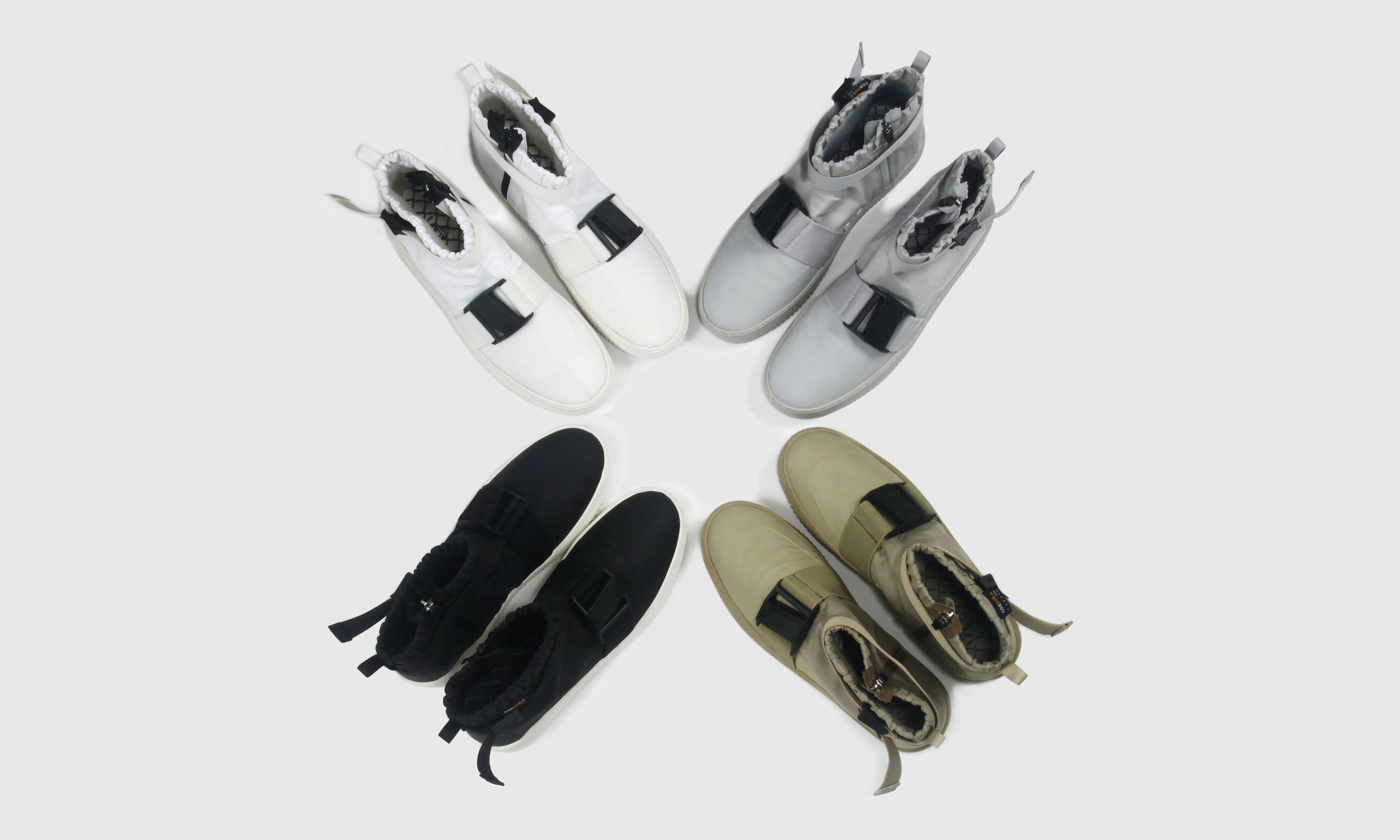 "FOOT INDUSTRY 2018 春夏 ""DEFENDER"" 系列发布"