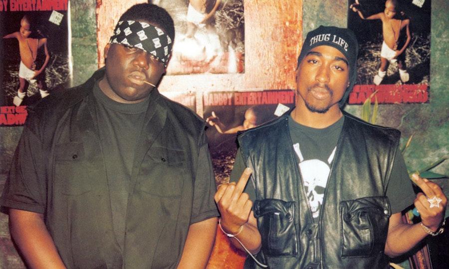 """Nike SB 或将推出 """"Biggie vs. Tupac"""" 套装"""