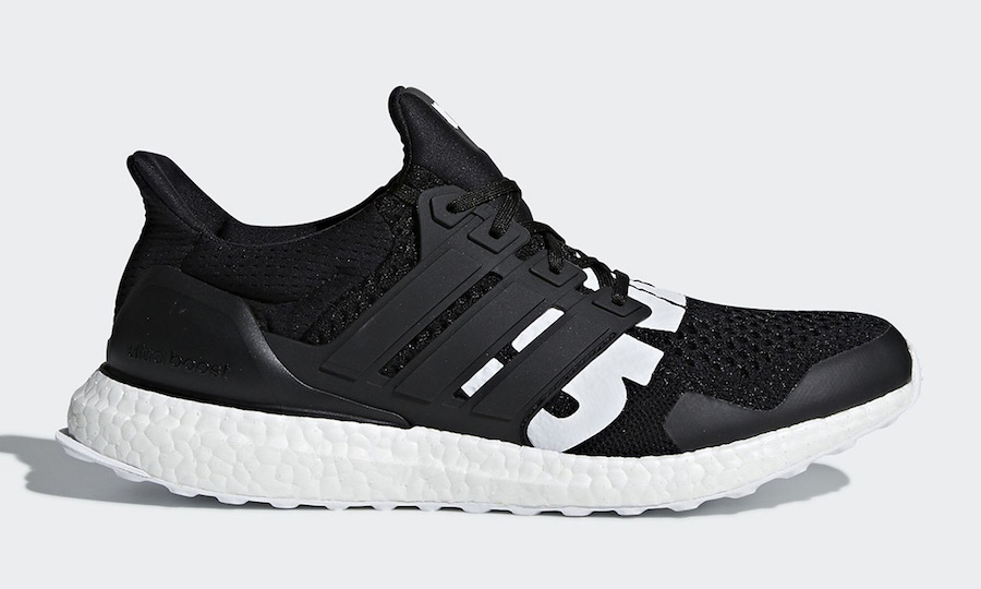 不只有 Ultra Boost,UNDEFEATED x adidas 联名系列发售日期公布