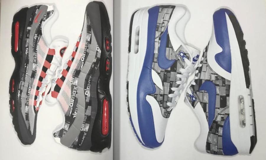 """爱要说出来!atmos 推出 """"We Love Nike"""" Air Max 套装"""