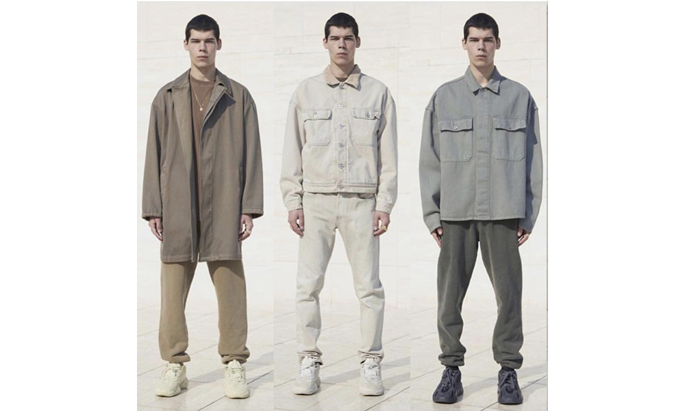 YEEZY SEASON 6 Lookbook 曝光