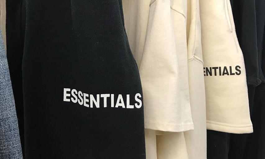 ESSENTIALS 即将在 4 月 19 日登陆 Pacsun 发售