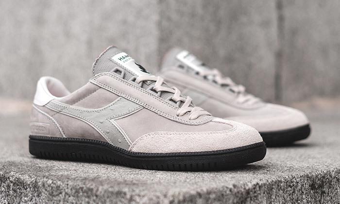 以家乡为灵感,Hanon x Diadora 联名鞋款释出