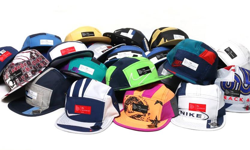 DL Headwear 帽款登陆 atmos 线上商城
