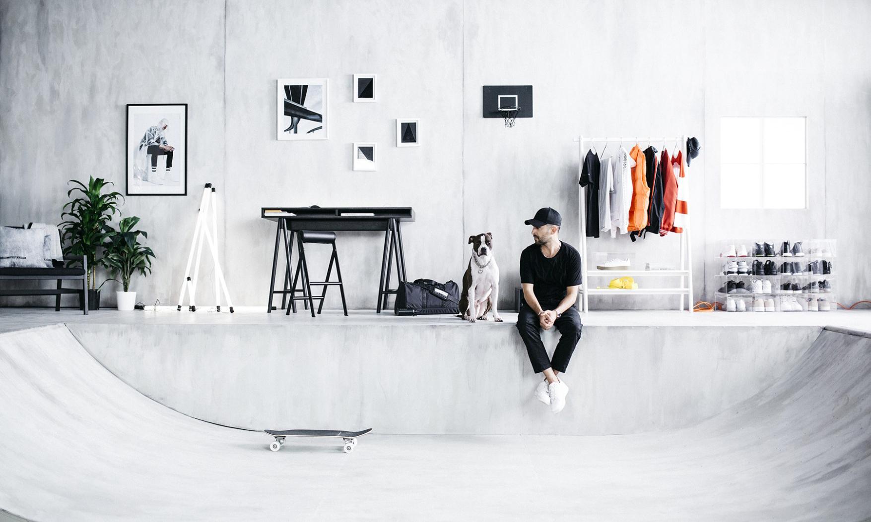 """极简主义家居,STAMPD x IKEA """"SPÄNST"""" 联名系列正式发布"""