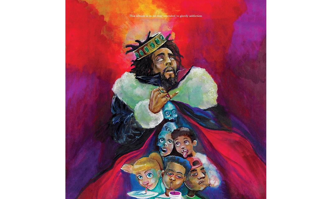 J.Cole 公布新专辑封面以及歌曲列表