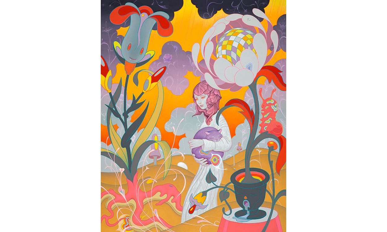 东京 Kaikai Kiki 画廊在展什么?艺术家/插画师 James Jean