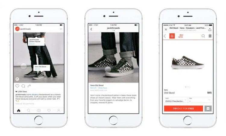 Instagram 正在测试新的支付功能,方便你买买买