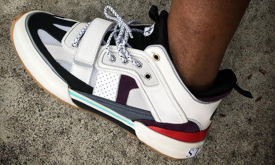 Kanye 密友 Ibn Jasper 推出自己的球鞋品牌
