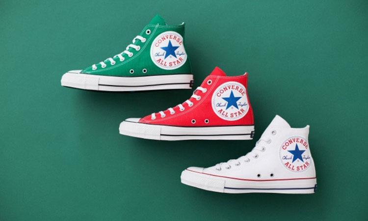 巨大 Logo 加持,CONVERSE Japan 打造 Chuck Taylor All-Star Hi 新设计
