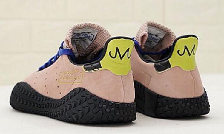 《龙珠Z》x adidas Kamanda 魔人布欧实物图曝光