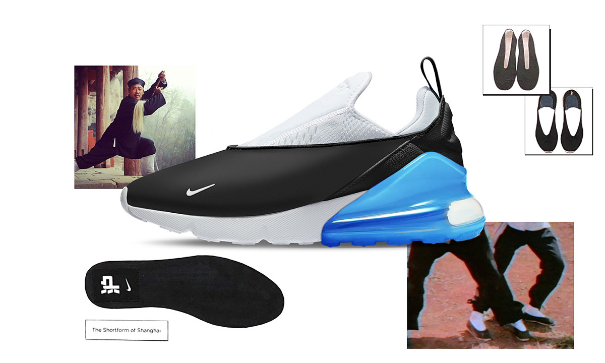 Nike: On Air 设计大赛最终投票正式启动