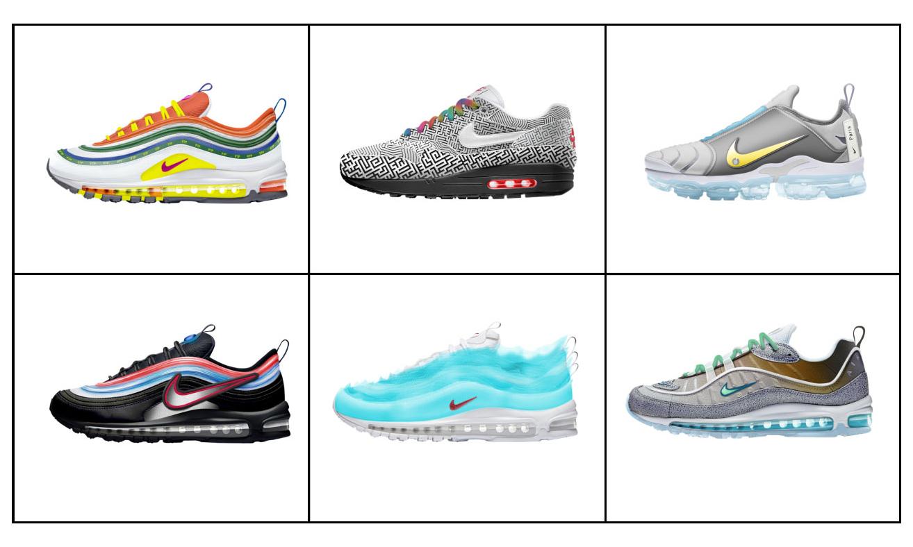 6 座城市代表诞生,Nike: On Air 大赛结果揭晓