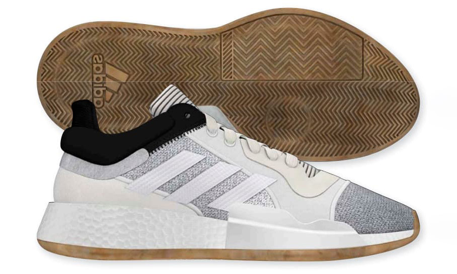 adidas 发布全新篮球鞋 Marquee Boost