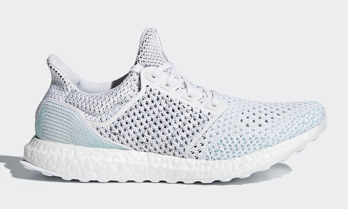 Parley for the Oceans x adidas Ultra Boost LTD 发售日期敲定