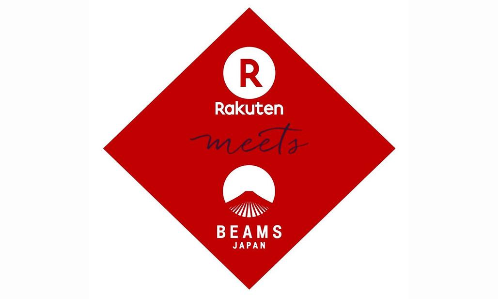 BEAMS JAPAN 即将与 Rakuten 展开联乘