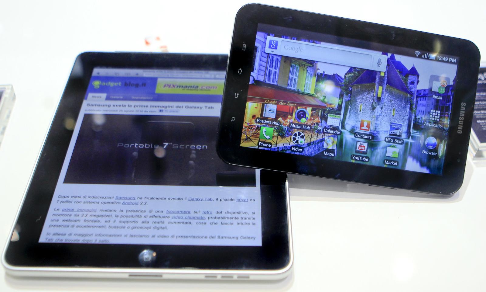 陪审团裁决三星要给苹果支付 5.39 亿美金的专利赔偿金
