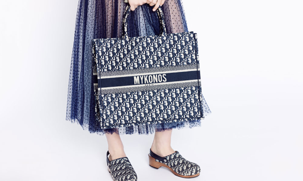 Dior Pop-Up Shop 将于六月登陆米克诺斯岛