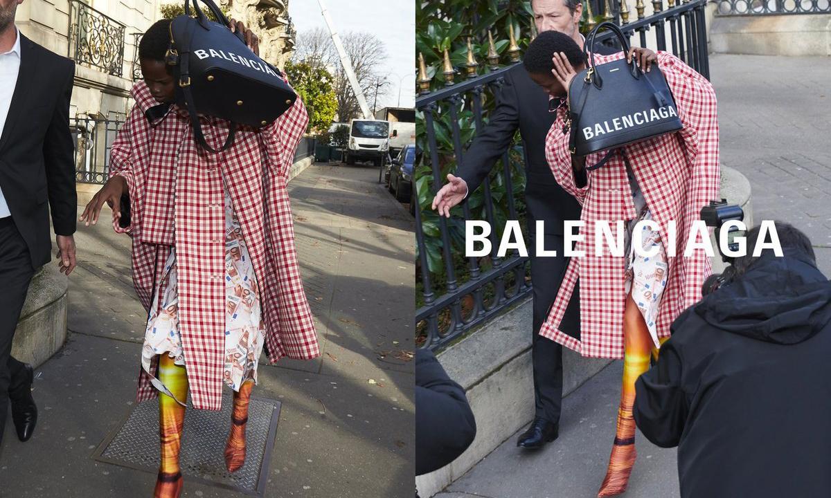 BALENCIAGA 力压 Gucci 成为开云集团销售增长最快的品牌