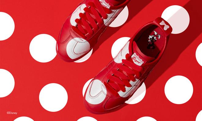 Onitsuka Tiger x Disney 发布第二波联乘鞋款