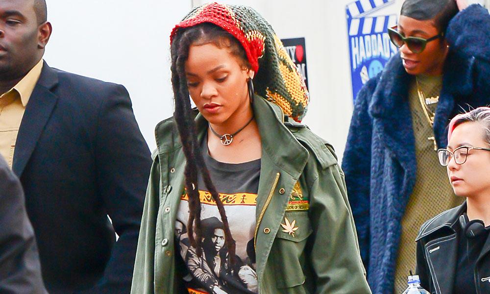 Rihanna 邀请你参加《Ocean's 8》纽约首映礼