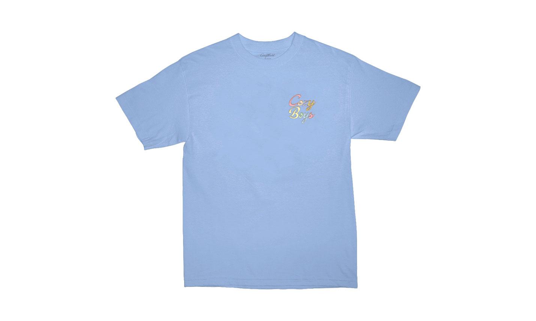 舒适男孩,Cozy Boys 推出夏日 T-Shirt 系列