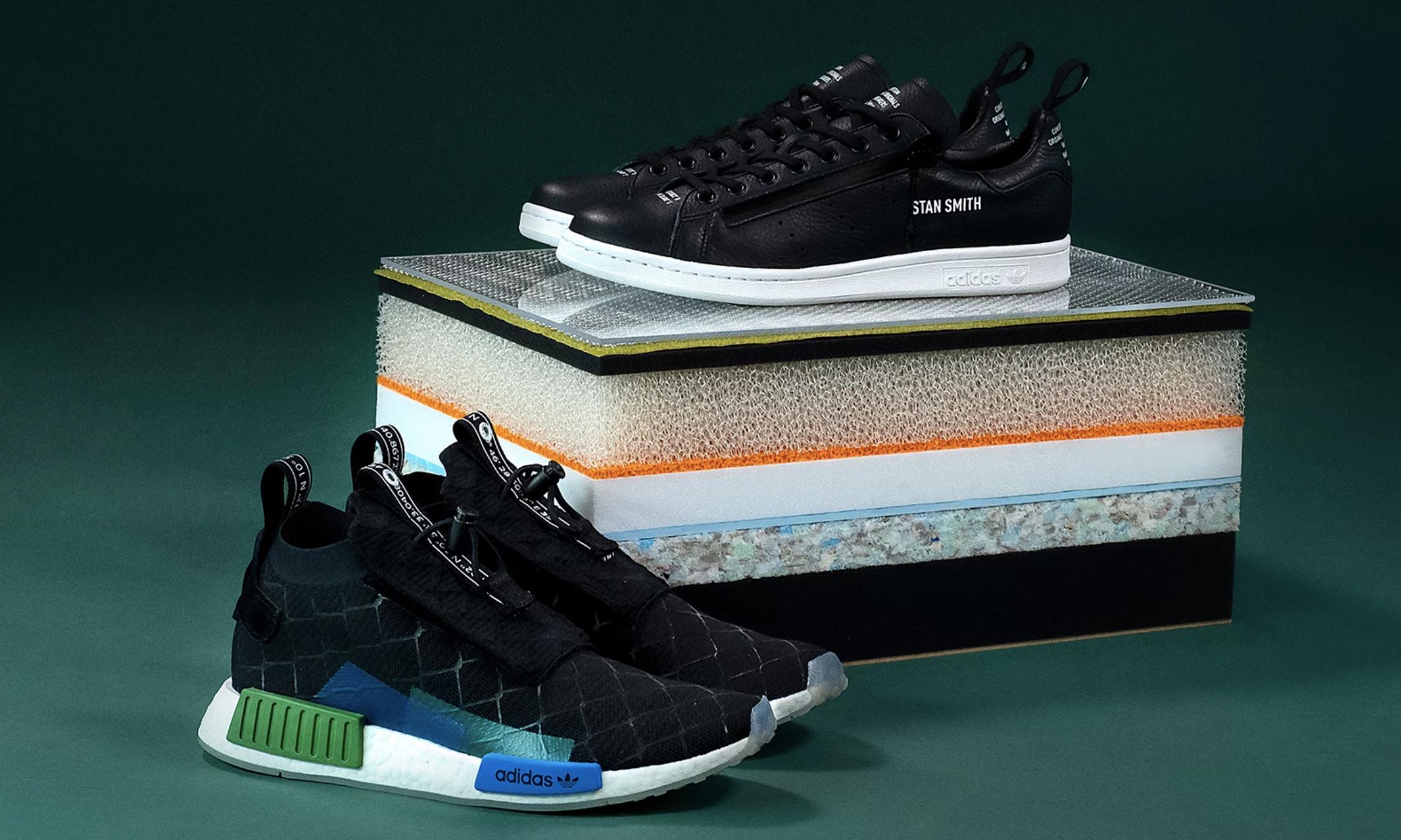 """adidas Consortium 与 mita sneakers 带来 """"Cages & Coordinates"""" 联名系列"""