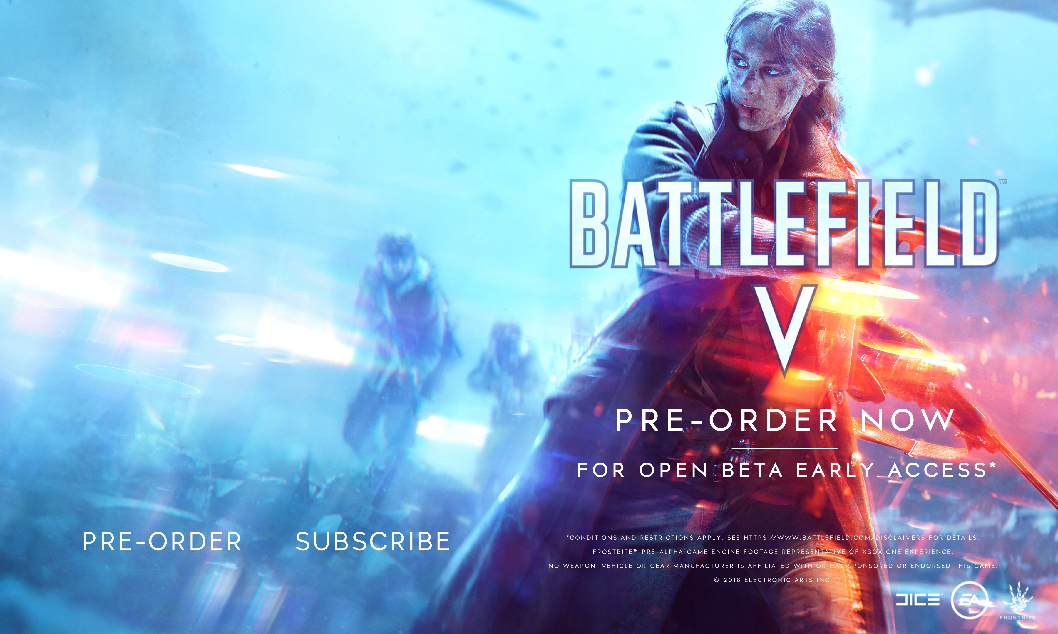 E3 游戏展首日,EA 发布《战地5》、《FIFA 19》等 9 款新游戏