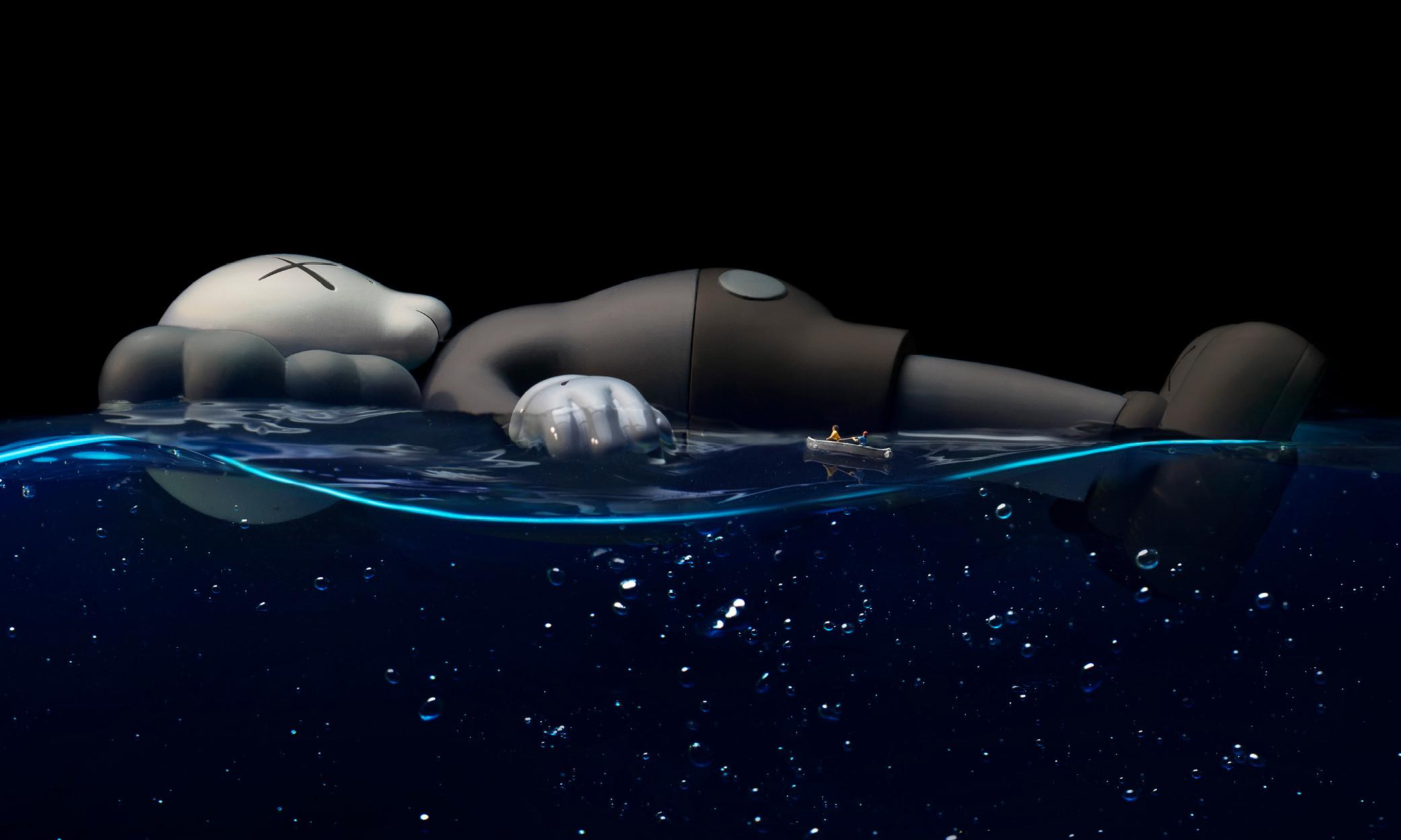 《KAWS:HOLIDAY》世界巡回展览,今夏将于韩国揭开序幕