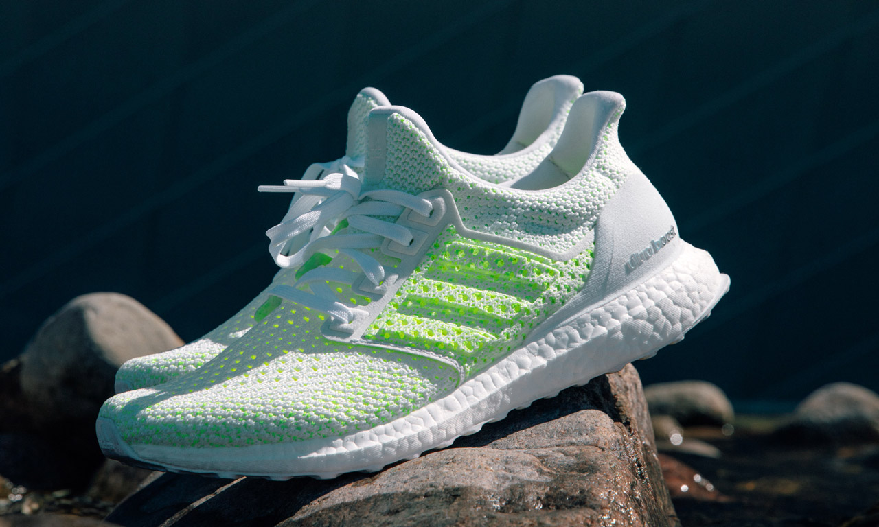 "为夏季加点料,adidas UltraBOOST Clima ""Deep Sea Glow"" 配色上架"