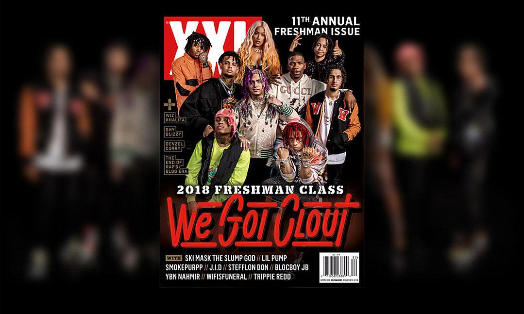 2018 年《XXL》Freshman Class 名单出炉