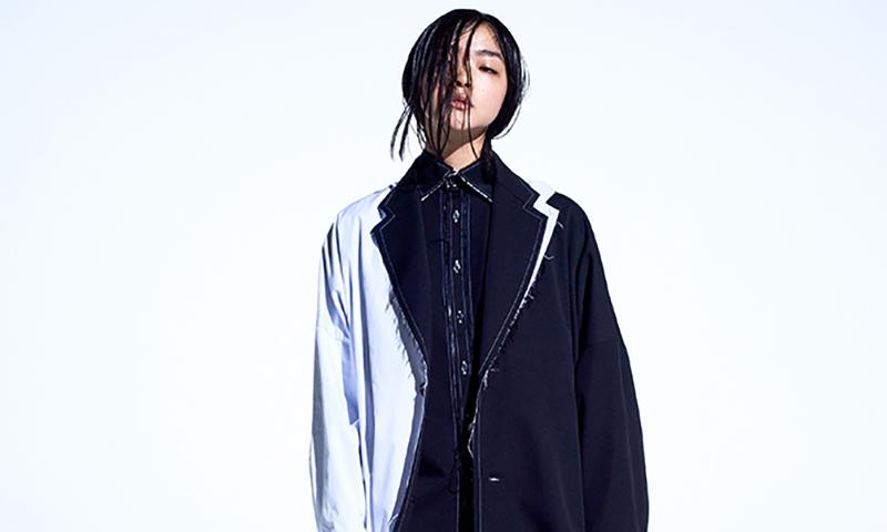 B Yohji Yamamoto 释出 2018 年秋冬系列 Lookbook
