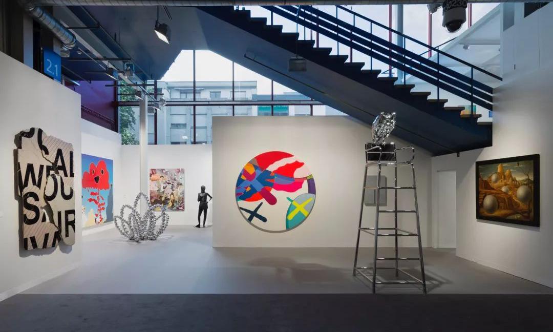 2018 瑞士巴塞尔艺术展贝浩登画廊展位一览