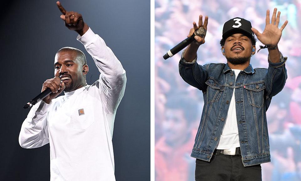 Chance The Rapper 确认正在与 Kanye West 以及 Childish Gambino 合作打造专辑