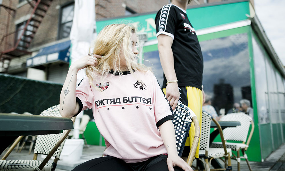 Extra Butter 携手 Kappa 发行联乘胶囊系列,一同欢庆 2018 世界杯