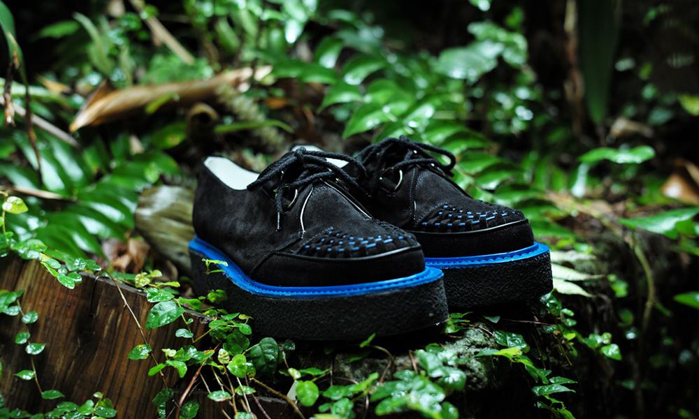 FACETASM x GEORGE COX 释出首个合作鞋款