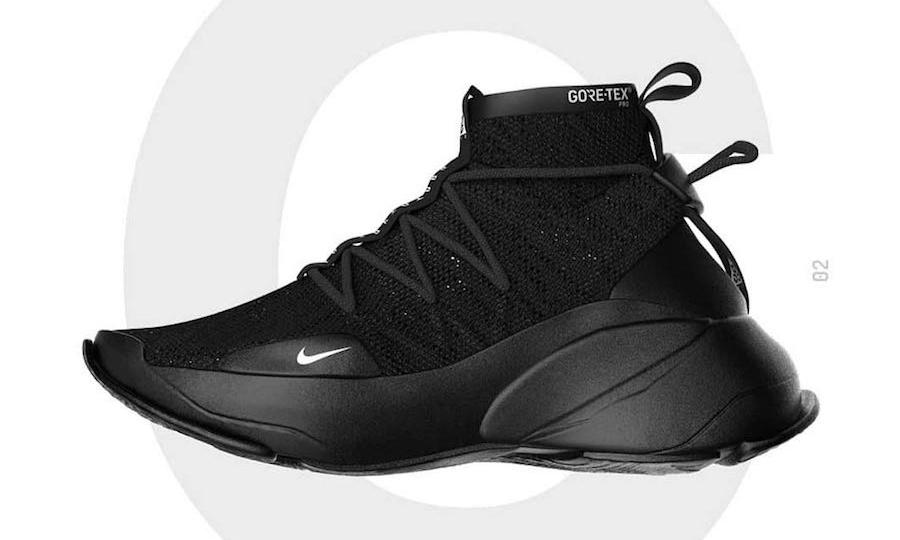 近赏 Nike ACG 全新 3D 打印概念球鞋:Prototype 01
