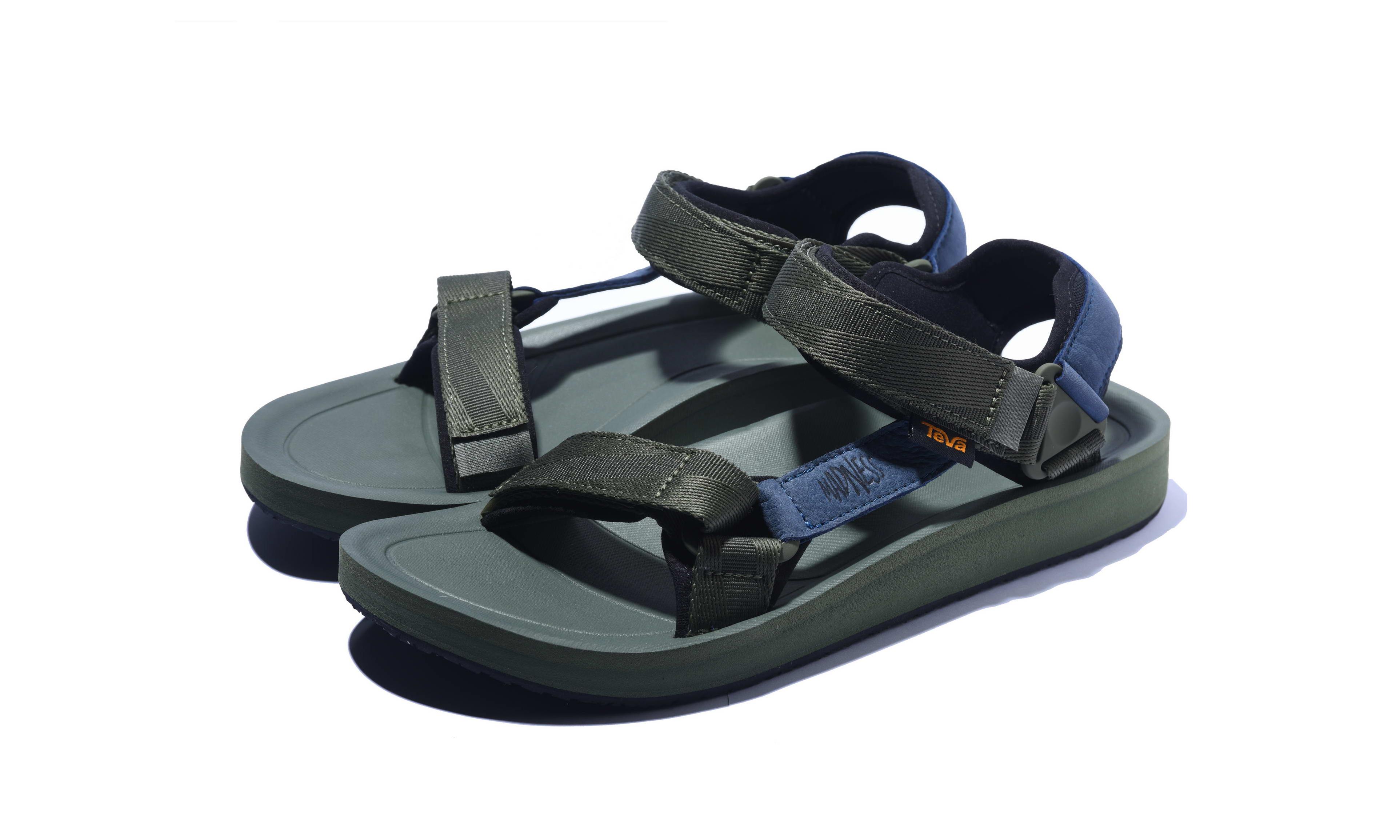 Teva x MADNESS 摩登户外凉鞋发售详情公布