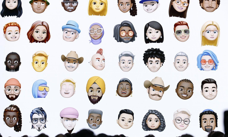 Apple 推出新功能 Memoji,让 Animoji 有更多个性玩法