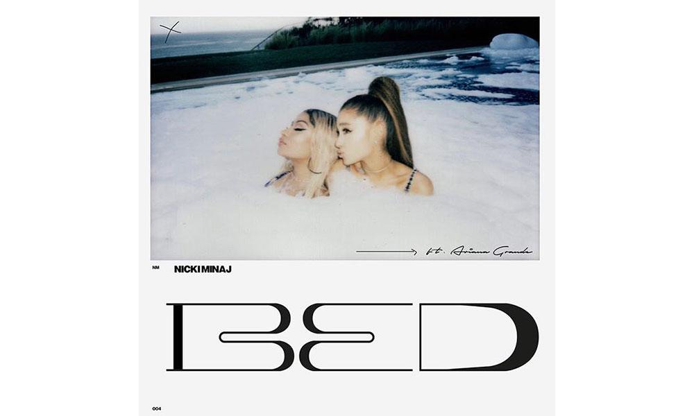 抢先预览 Nicki Minaj 携手 Ariana Grande 带来《Bed》MV