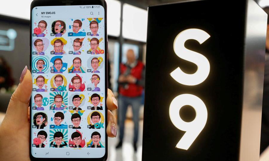 三星 S9 击败 iPhone X 领跑 4 月全球智能手机畅销榜